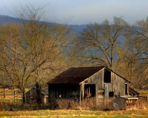 old barn pic