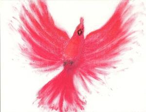 cardinal in flight final