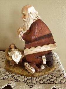 Jesus:Santa