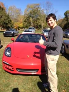 Patrick car